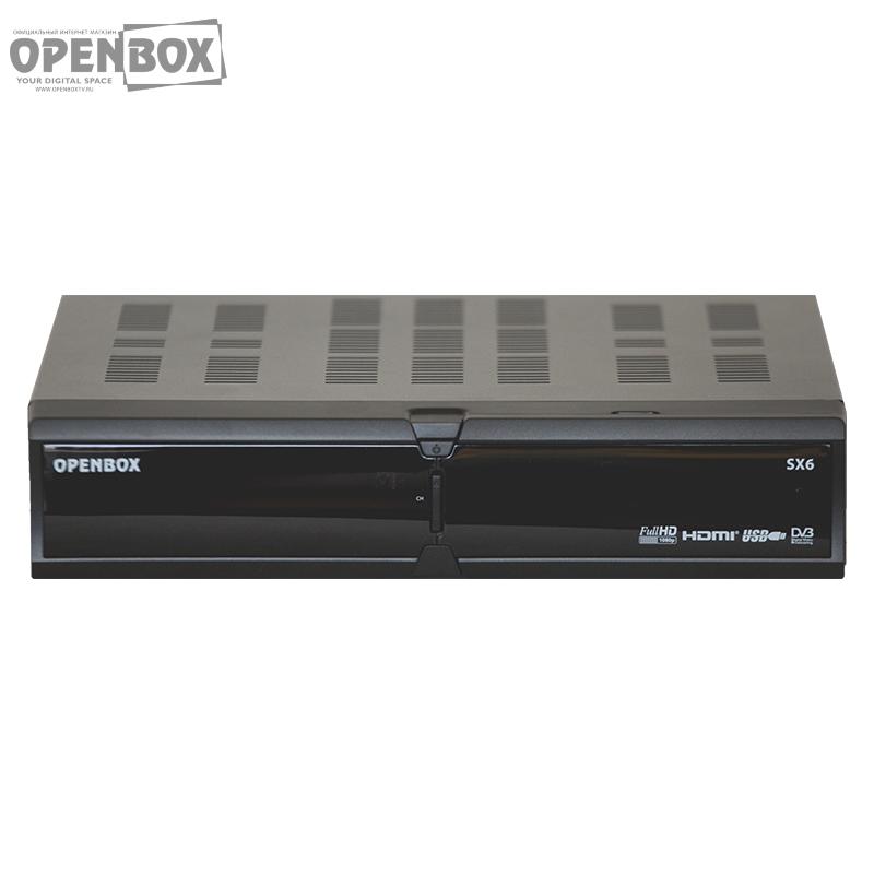 Спутниковые ресиверы openbox sx6 hd купить