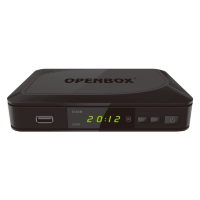 Openbox T2-02M HD front